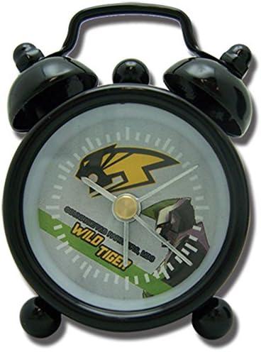 Tiger & Bunny Bunny & Wild Tiger Sponsor Mini Desk Clock 85803a