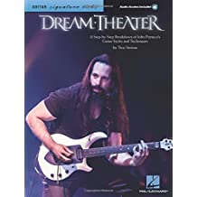 Dream Theater - Signature Licks: A Step-by-Step Breakdown of John Petrucci's Guitar Styles and Techniques (Guitar Signature Licks) by Troy Stetina (2016-06-01)