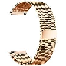 BarRan® Withings steel hr 40MM Correa, 20mm Milanese Loop venda de reloj de pulsera de la hebilla de la correa magnética para Withings steel hr 40MM