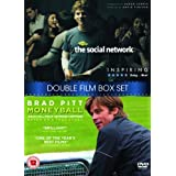 Moneyball (2011) / The Social Network (2010) - Double Pack [DVD] by Brad Pitt