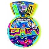 Prime Time Toys Splash Bombs 3-Piece Splash Paddle Set (Colors Vary) by Prime Time Toys (English Manual)