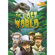 The lost world s´s pack (reader +cd)