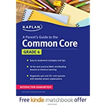 A Parent's Guide to the Common Core, 4th Grade (Kaplan Test Prep)