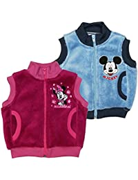 Minnie & Mickey Mouse Wellsoft- Weste
