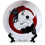 kadomania- plato decorativo Aikido