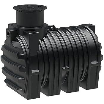 Außergewöhnlich Stabilo-Sanitaer Kunststoff PE Erdtank Set-1 1000l Regenwassertank &NY_07