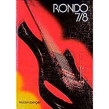 RONDO. Musiklehrgang für die Sekundarstufe I: Rondo, Musiklehrgang für weiterführende Schulen, Schülerbuch, Doppelband
