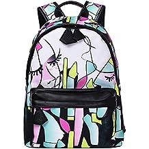 Bistar Galaxy - Mochila escolar para adolescentes, escuela, para niños y niñas, cabe un portátil de 15 pulgadas