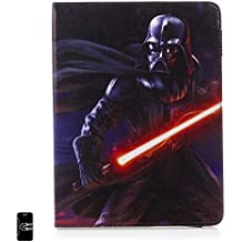 "DAM -Star Wars Funda Tablet 10"" Universal Giratoria 360º Star Wars Darth Vader, 100% Original"