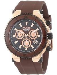 Mulco Unisex MW3-70603-033 Bluemarine cron—grafo Swiss MoveCaballerot Reloj