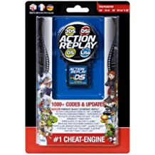 Action Replay Ez DS/DS Lite