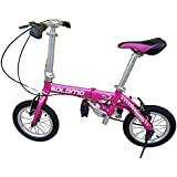 GOGO A1 Light Weight Compact Foldable Bicycle for Adults and Kids
