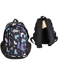 Nueva bolsa de mensajero mochila Colegio Escuela Mochila para portátil de viaje