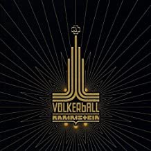 Rammstein : Volkerball - Edition limitée et numérotée [inclus2 CD + 2 DVD + livre 190 pages]