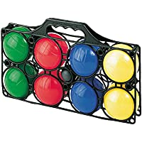 Boules Set With Carry Case, 8-Piece