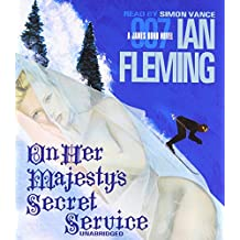 On Her Majesty's Secret Service (James Bond Novels)