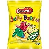 Bassett's Jelly Baby Tasche 190g (Box von 12)