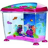Marina Seahorse Fantasy Plastic Aquarium Kit, 14 Litre