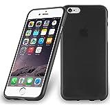 Cadorabo - Custodia silicone TPU Apple iPhone 6 / 6S (4.7) Design: METALLO SPAZZOLATO brushed - ...