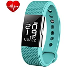 Bingo F2 Waterproof Smart Band with Heart Rate Monitoring and Many More Impressive Features,A Fitness Band WHICH is Compatible with All Anroid and iOS Device