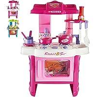 Infantastic Cucina gioco cucina giocattolo per bambini