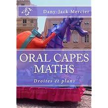 ORAL CAPES MATHS : Droites & plans