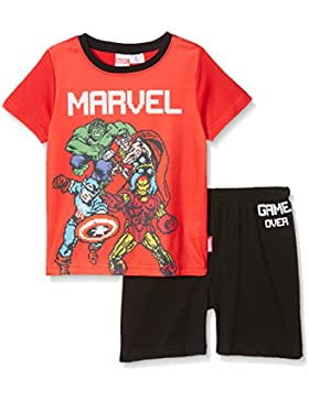 Marvel Pixelated Gaming, Conjuntos de Pijama para Niños