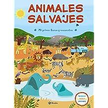 Mi primer Busca y encuentra. Animales salvajes (Castellano - A Partir De 3 Años - Libros Didácticos - Otros Libros)