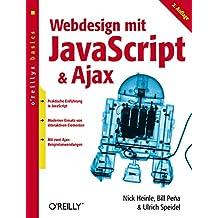 Webdesign mit JavaScript & Ajax