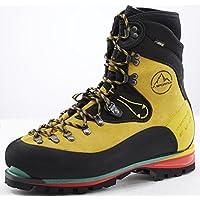 La Sportiva Nepal Evo Gtx - Zapatillas de escalada unisex, color amarillo, talla 43.5