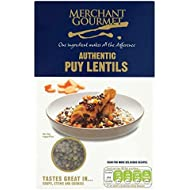 Merchant Gourmet Auténtica Francés 500g Puy Lentejas (Paquete de 6)