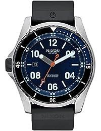 NIXON - - Homme - Montre bleue Descender Sport pour homme - TU