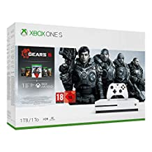 X Box One S: Gears of War 5 Limited Edition with Gear5 DLC Game