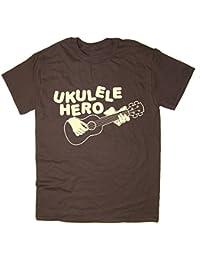 Balcony Shirts 'Ukulele Hero' Mens T Shirt