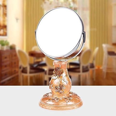Pastorale Specchio Creative Desktop ad alta definizione a doppia faccia