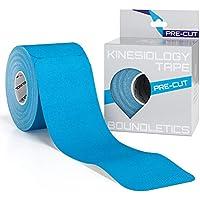 Boundletics Kinesiologie Tape vorgeschnitten - Physiotape 5cm mit Anleitung preisvergleich bei billige-tabletten.eu