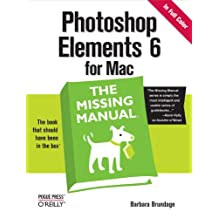 Photoshop Elements 6 for Mac: The Missing Manual: The Missing Manual