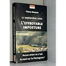 11 Septembre 2001 : L'effroyable imposture