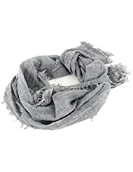 Scotch & Soda Gentleman's Scarf In Boiled Wool Quality, Foulard Tour de Cou Homme