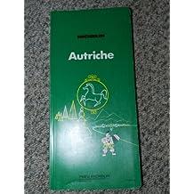 Guide Vert : Michelin Autriche