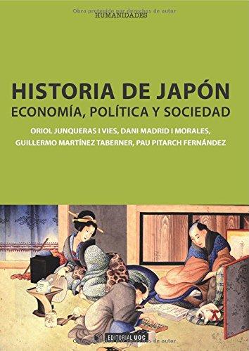 Descargar Libro Historia de Japón: Economía, política y sociedad (Manuales) de Oriol Junqueras i Vies