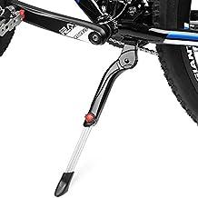 Fahrradständer, BV Seitenständer faltbarer Fahrrad Ständer einstellbarer Universal Fahrrad Ständer, Parkstütze für Mountainbike, Rennrad, Fahrräder und Klapprad