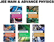 PHYSICS TEXT BOOKS FOR JEE MAIN & ADVANCED BY DC PANDEY EDITION 2021 SET OF 5 B