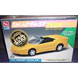 #6317 AMT/Ertl Snap Fast Plus 1997 Firebird Trans Am 1/25 Scale Plastic Model Kit by AMT Ertl