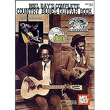 Complete Country Blues Guitar Book (Stefan Grossman's Guitar Workshop Audio)