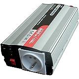 Convertisseur 600 watts 12 volts continu en 220 volts alternatif
