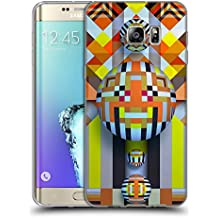 Official Giulio Rossi Eight Geometry Soft Gel Case for Samsung Galaxy S6 edge+ / Plus