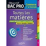 Objectif Bac Toutes Les Matieres Bac Pro Commerce
