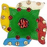 Set Of 12 Pc Diwali Gift Diwali Decorations Beautiful Diwali Diya Oil Lamp Tea Light Holder Christmas Decoration - B076FY7Z7B