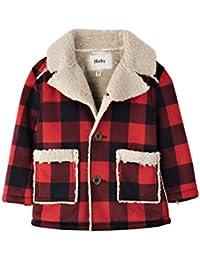 Hatley Boy's Faux Sharpa Jacket